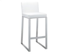 Architect Barstool - White