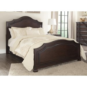Ashley King Panel Bed
