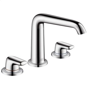 Chrome HG 3-h.basin mixer 155 Bouroullec Product Image