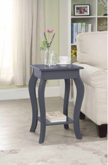 7089 Gray End Table