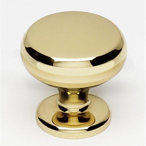 Knobs A1173 - Polished Brass