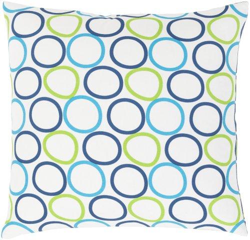 "Miranda MRA-002 20"" x 20"" Pillow Shell with Polyester Insert"