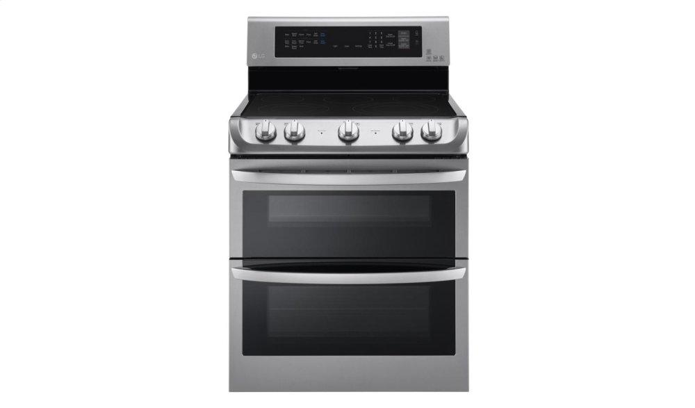 LG Appliances Ranges