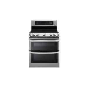 LG Appliances7.3 cu. ft. Electric Double Oven Range with ProBake Convection® and EasyClean®