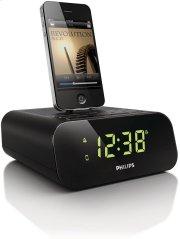 Clock radio for iPod/ iPhone Product Image