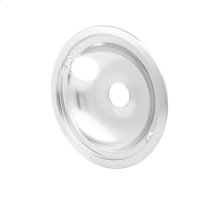 Smart Choice 8'' Chrome Drip Bowl, Fits Specific