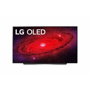 LG AppliancesLG CX 55 inch Class 4K Smart OLED TV w/ AI ThinQ® (54.6'' Diag)