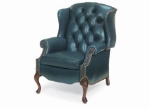 Alexander Tufted Wing Chair Power Recliner