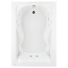 Cadet 60x42 inch Whirlpool Tub  American Standard - Linen