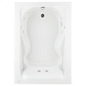 Cadet 60x42 inch Whirlpool Tub  American Standard - White