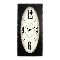 Speakeasy Spokes Wall Clock Product Image