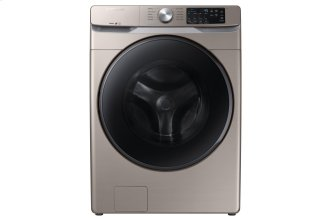 5.2 cu. ft. Front Load Washer with Steam in Champagne