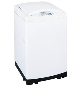GE Spacemaker® 2.5 Cu. Ft. Extra-Large Capacity Portable Washer with Stainless Steel Basket