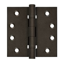 "4"" x 4"" Square Hinges, Ball Bearings"