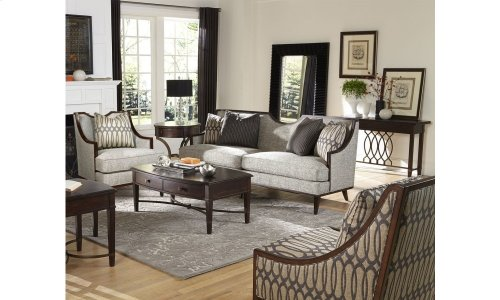 Intrigue Harper Mineral Accent Chair