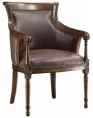 Kensington Leather Chair Product Image
