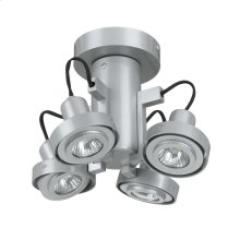 4 LIGHTS CEILING TOP PLATE