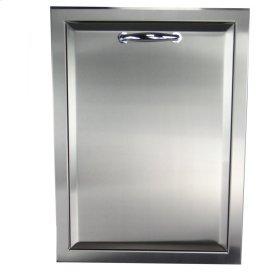 Agape Stainless Double Trash Drawer - ATD2