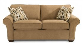 Vail Fabric Two-Cushion Sofa