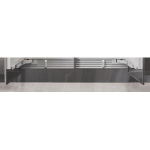 "Integrated 36"" Stainless Steel Kickplate"