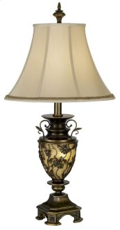 Southern Dogwood Table Lamp