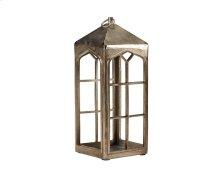 Aluminum Greenhouse Lantern - Tall