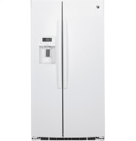 GE Profile Series ENERGY STAR® 25.4 Cu. Ft. Side-by-Side Refrigerator