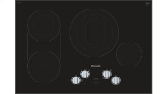 30 inch Masterpiece™ Series Electric Cooktop CEM305TB