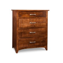 Glengarry 4 Drawer Hiboy Chest