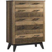 Bedroom - Urban Rustic Standard Chest Product Image