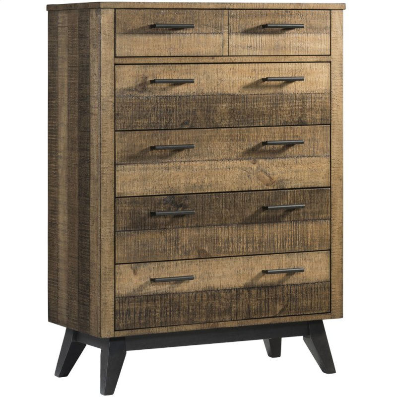 Bedroom Urban Rustic Standard Chest