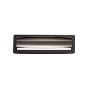 Hollin Cup Pull 5 1/16 Inch - Ash Gray
