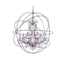 1130 Geneva Collection Pendent Lamp Rustic Intent Finish