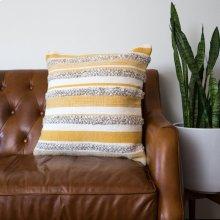 Zander Pillow - Gold / Large