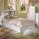 2-Drawer Mates Bed Base (add a hdbd) Product Image