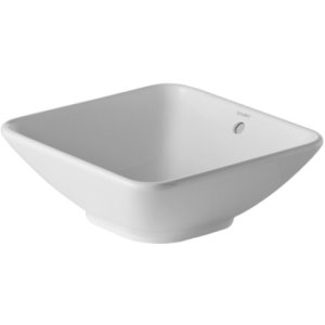 White Bacino Washbowl