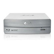 External Blu-ray/DVD Writer 3D Blu-ray Disc Playback & M-DISC Support