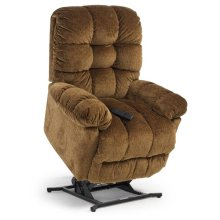 BROSMER Power Lift Recliner with Heat & Massage!