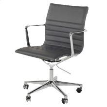 Antonio Office Chair  Grey