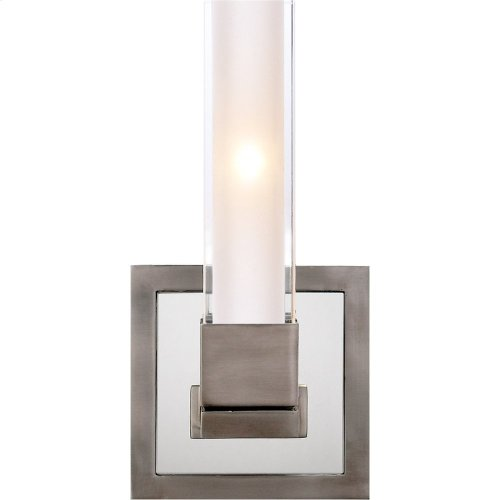Visual Comfort S2150AN-CG Ian K. Fowler Kendal 1 Light 5 inch Antique Nickel Decorative Wall Light