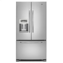27 cu. ft. Maytag® Ice2O® French Door Bottom-Freezer Refrigerator