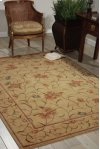SOMERSET ST09 IV RECTANGLE RUG 27'' x 18''