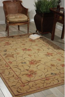 Somerset St09 Iv Rectangle Rug 2' X 2'9''