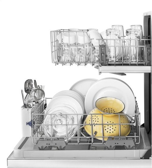 Dishwasher with Sensor Cycle