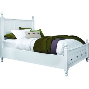 JOHN THOMAS FURNITUREQueen Cottage Storage Bed