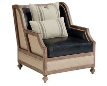 Old Saddle Black Foundation Chair