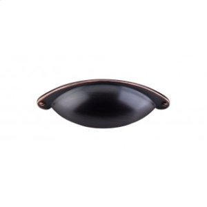 Arendal Cup Pull 2 1/2 Inch (c-c) - Tuscan Bronze