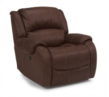 Pure Comfort Fabric Power Recliner