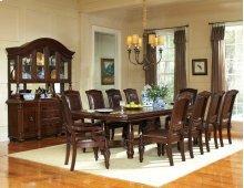 Antoinette 9 piece dining set