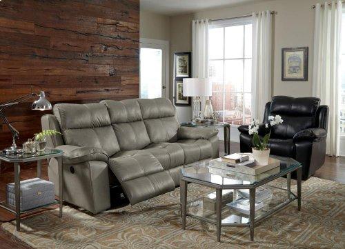 Julio Leather Power Reclining Sofa